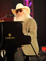 Actor Leon Russell