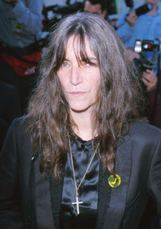 Actor Patti Smith