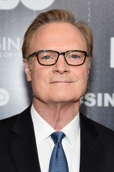 Actor Lawrence O'Donnell