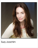 Actor Suzy Joachim