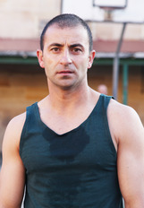 Actor George Basha
