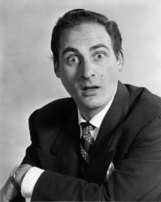Actor Sid Caesar