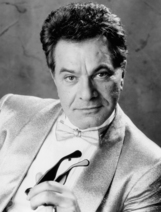 Actor Dick Shawn