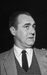 Actor Jim Backus