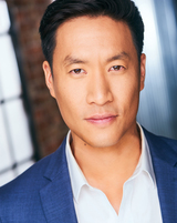 Actor Stephen Oyoung