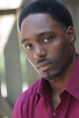 Actor Reggie Varice