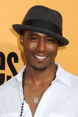 Actor Gavin Houston