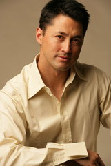Actor Michael Wong