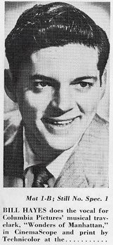 Actor Bill Hayes