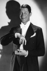 Actor Maurice Chevalier