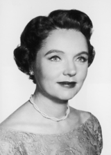 Actor Jane Wyatt
