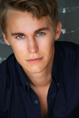 Actor Rhys Wakefield