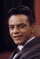 Actor Johnny Mathis