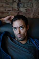 Actor Alex Hassell