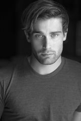 Actor Christian Cooke