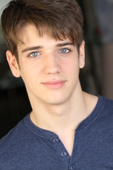 Actor Brandon Tyler Russell