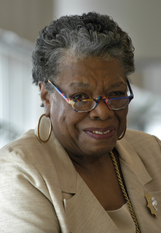 Actor Maya Angelou