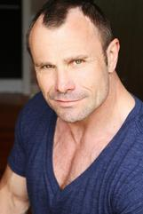 Actor Barry Duffield