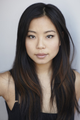 Actor Michelle Ang