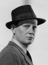 Actor Wendell Corey