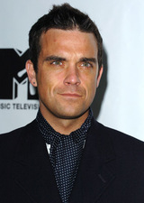 Actor Robbie Williams