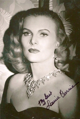 Actor Louise Currie