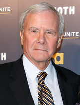 Actor Tom Brokaw