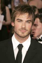 Actor Ian Somerhalder