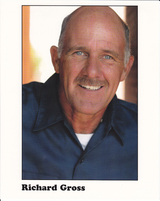 Actor Richard Gross