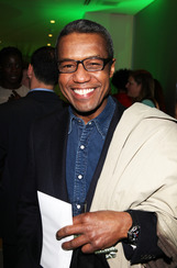 Actor Hugh Quarshie