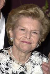 Actor Betty Ford