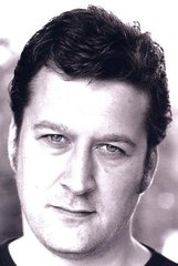 Actor Ian Burfield