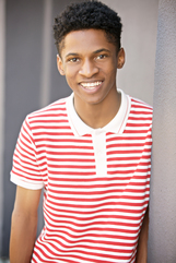 Actor Allius Barnes