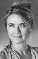 Actor Vibeke Hastrup