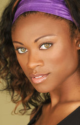 Actor Angelina Spicer