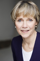 Actor Lucy Fleming