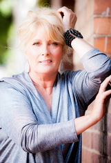 Actor Debra Byrne