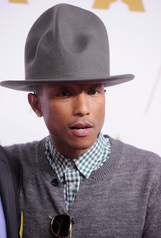 Actor Pharrell Williams