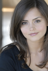Actor Jenna-Louise Coleman