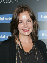 Actor Margaret Colin
