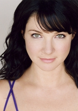 Actor Claire Chitham