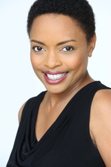 Actor Maria Howell