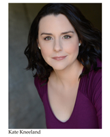 Actor Katie Kneeland