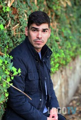 Actor Raúl Castillo