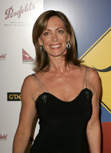 Actor Kerry Armstrong