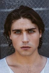 Actor Logan Huffman