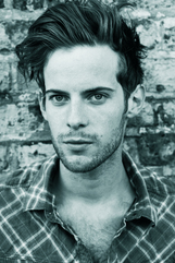 Actor Luke Treadaway