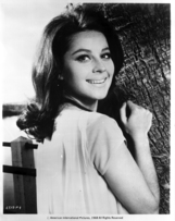 Actor Sherry Jackson