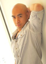 Actor Westley Nguyen