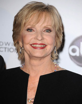 Actor Florence Henderson